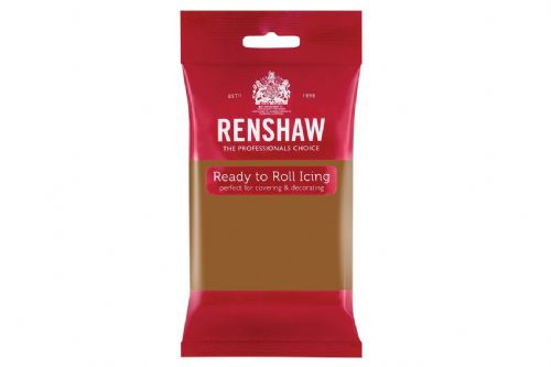Renshaw Decor-Ice Teddy Bear Brown 250g